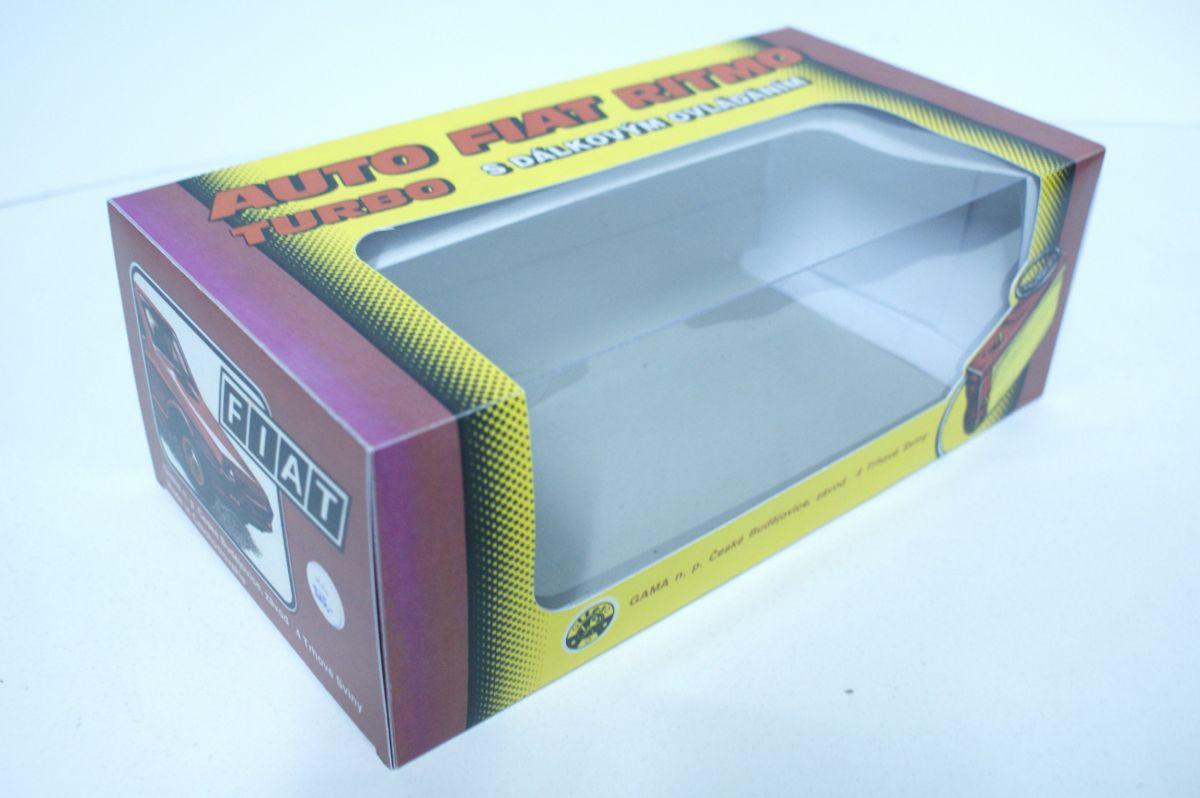 Krabička Fiat Ritmo Turbo ITES na bovden