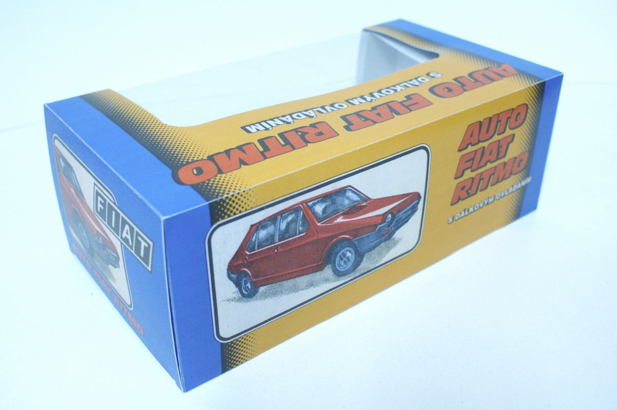 Krabička Fiat Ritmo ITES na bovden