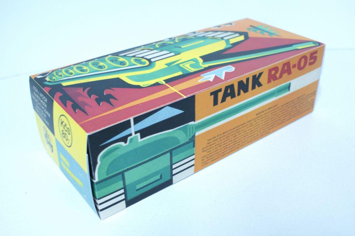 Krabička Tank RA-05 ITES