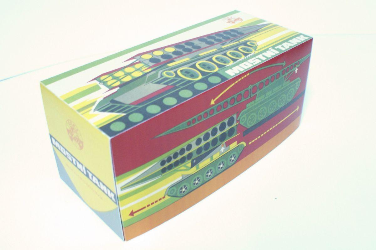 Krabička Mostní tank ITES