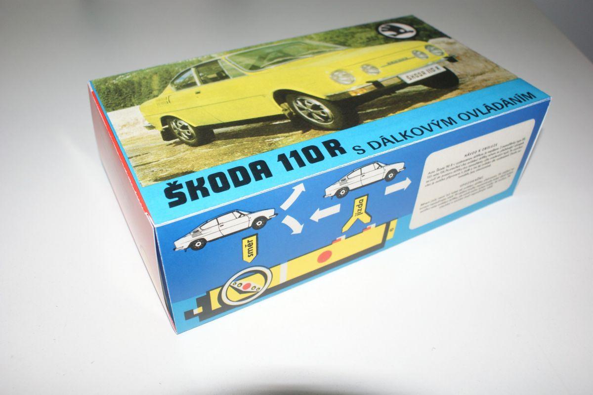 Krabička Škoda 110R / Erko ITES