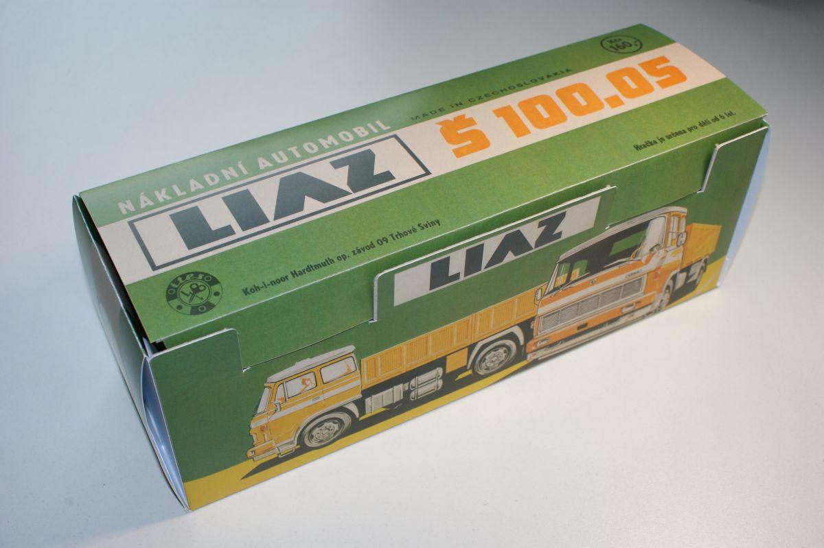 Krabička LIAZ Š 100.05 ITES