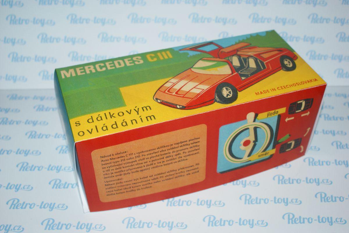 Krabička Mercedes C111 ITES