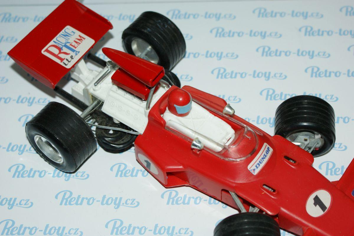 Samolepka pro formule F1 Ites