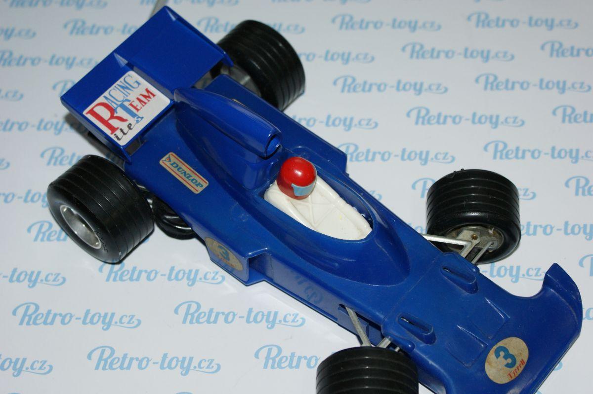 Samolepka pro formule Tyrrell F1 Ites číslo 3