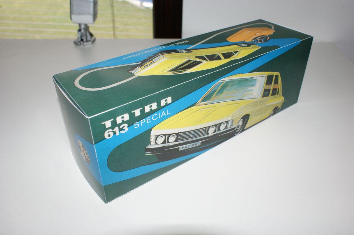 Krabička Tatra T613 ITES 2. typ