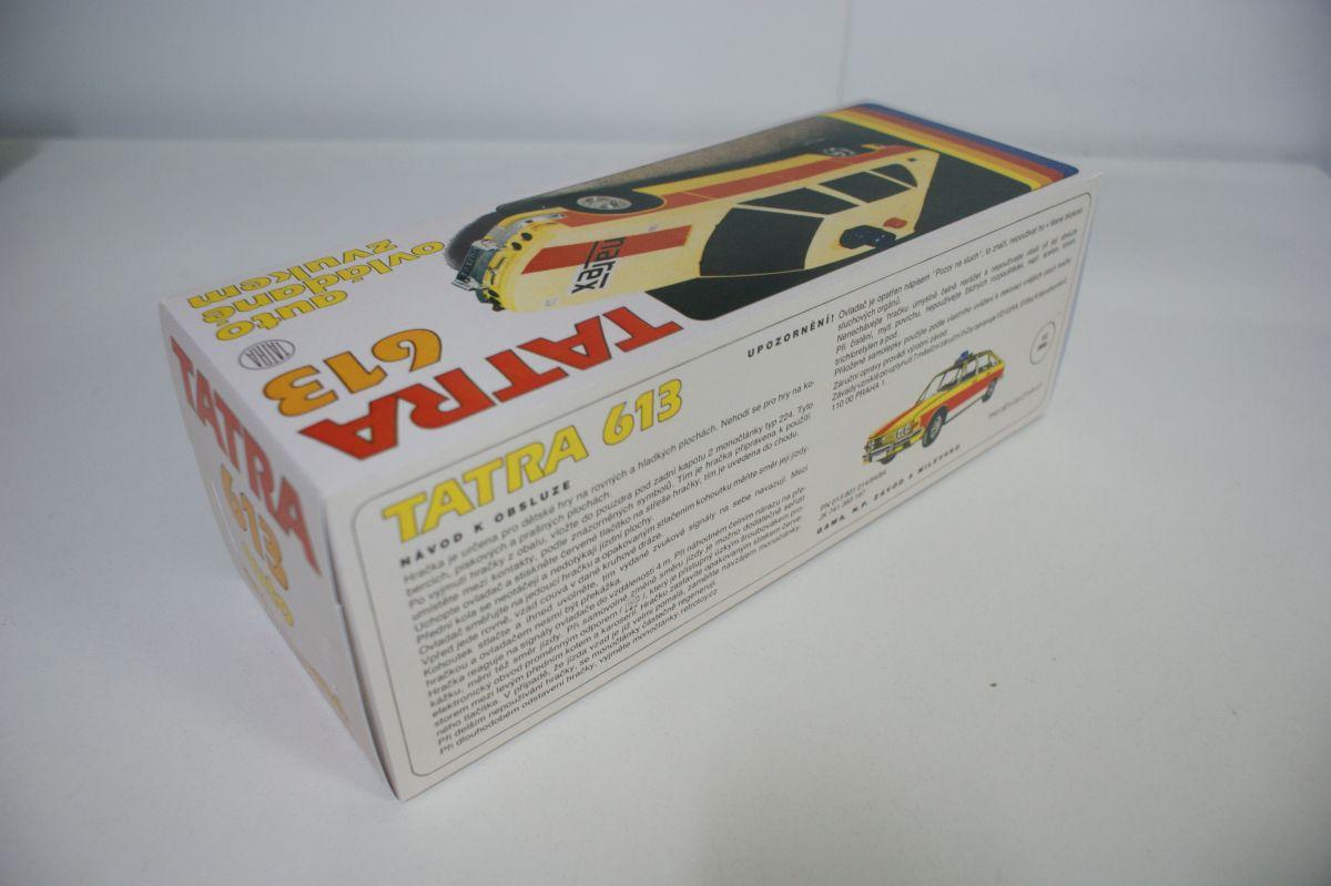 Krabička Tatra T613 Sprint ITES 3. typ