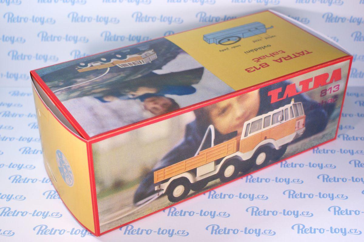 Krabička Tatra T813 ITES na bovden