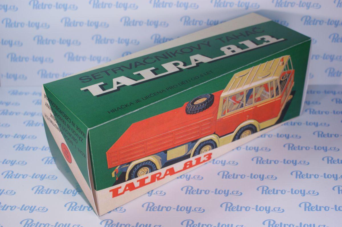 Krabička Tatra T813 ITES setrvačník