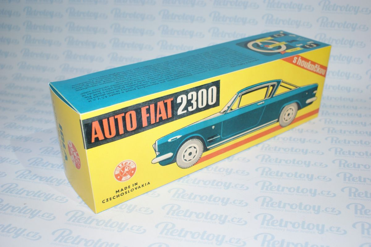 Krabička Fiat 2300 Ites