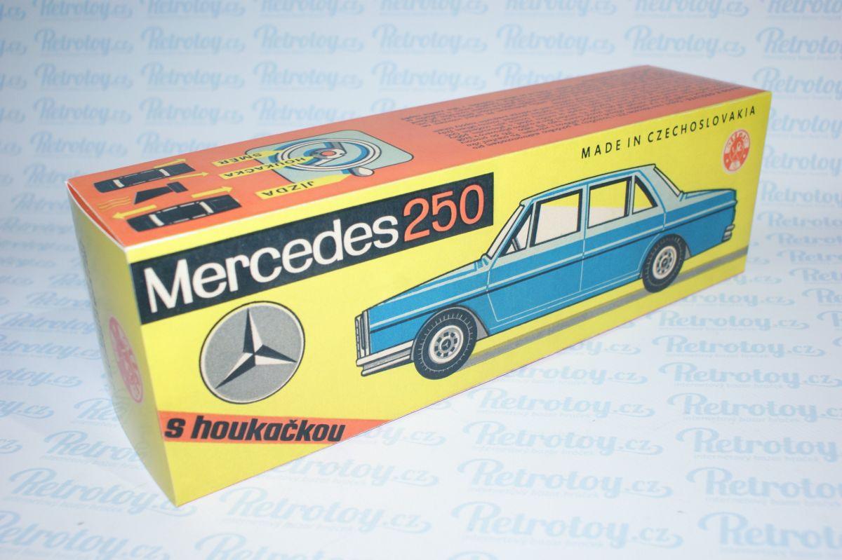 Krabička Mercedes 250 Ites