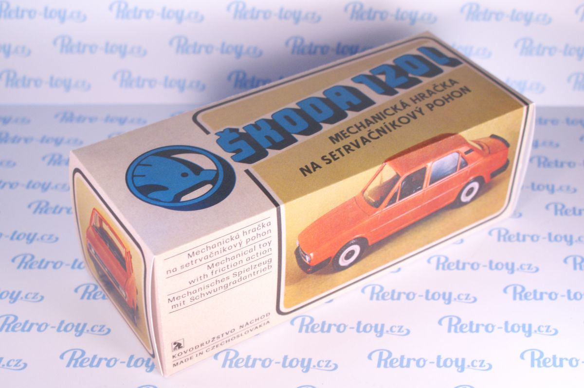 Krabička Škoda 120L KDN