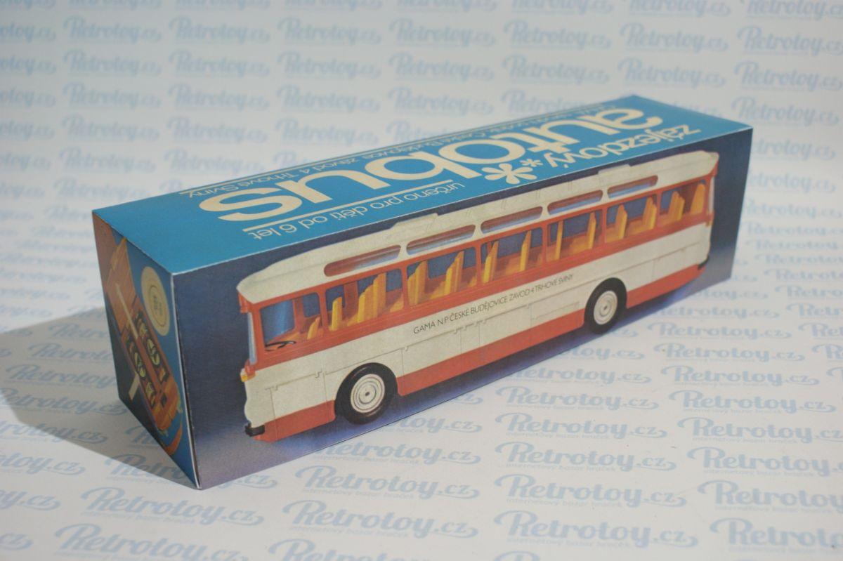 Krabička autobus ŠD 11 ITES zájezdový