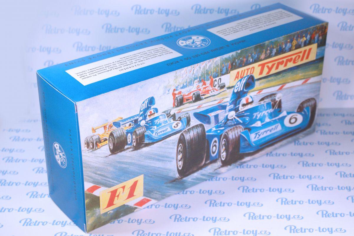 Krabička formule Tyrrell ITES